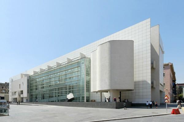 museo di arte contemporanea di barcellona