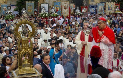 processione san gennaro