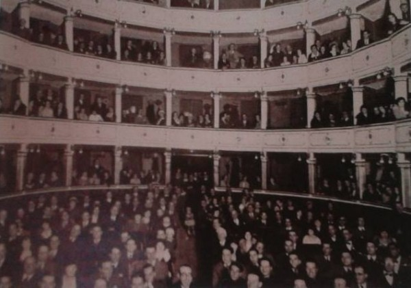 teatro nuovo 1935