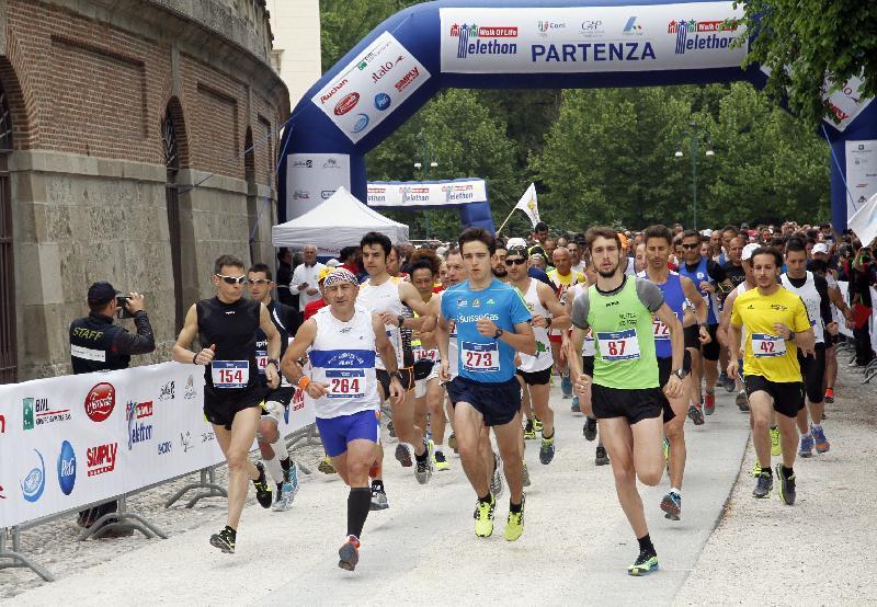 Walk of Life, la maratona di Telethon passa per Napoli