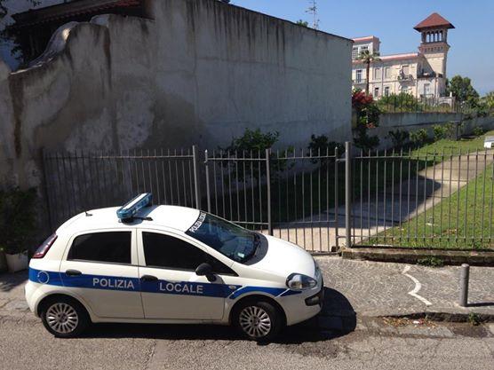 Polizia locale Ercolano