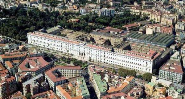 Non lo sapevo. L'Albergo dei Poveri, il palazzo monumentale più ...