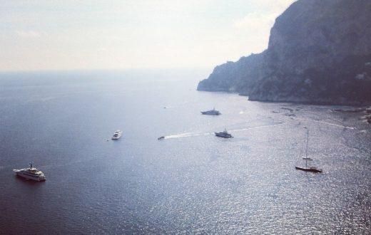 Capri, costa