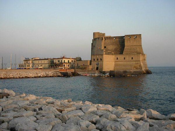 Lungomare - Castel dell'Ovo