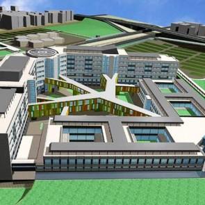 Ospedale del Mare, il progetto