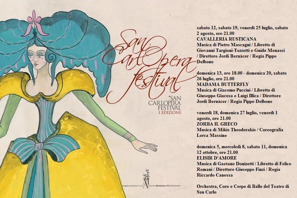 San Carlo Opera Festival