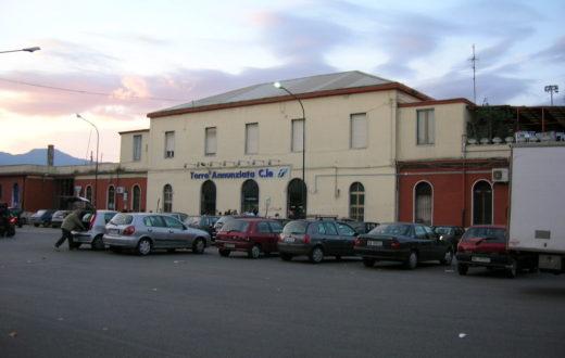 Stazione Torre Annunziata