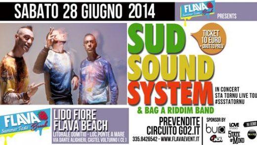 Sud sound system, napoli