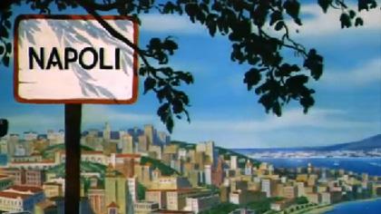 Tom & Jerry a Napoli