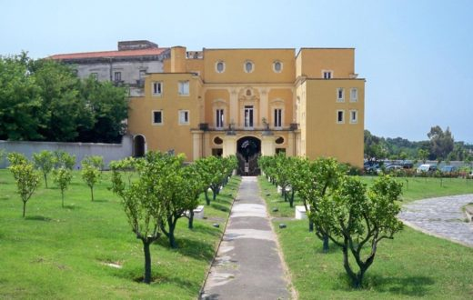 Villa Ruggiero Ercolano
