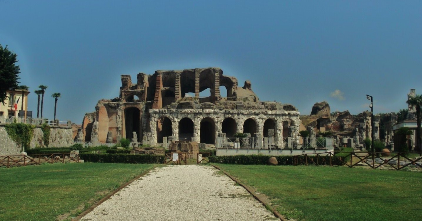 Capua scuola di gladiatori - Scuola di cucina santa maria capua vetere ...