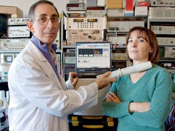Il Trimprob, lo scanner che rileva i tumori