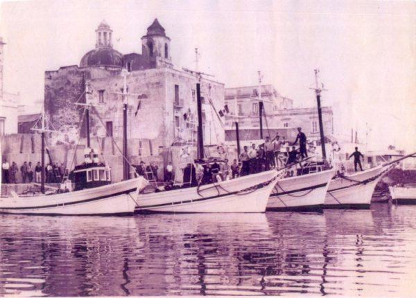 Coralline, Torre del Greco, anni '20