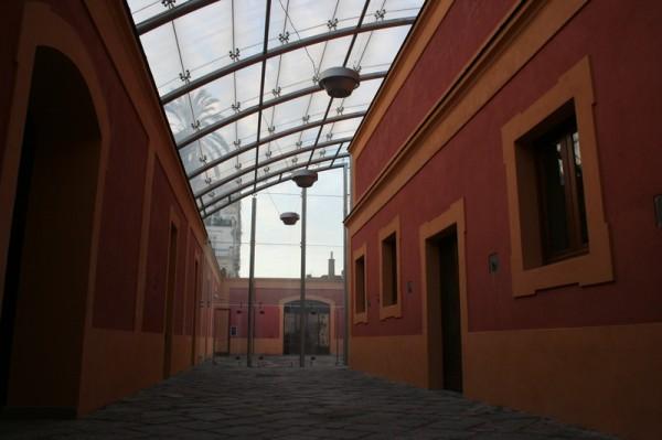 ex scuderie reali - villa favorita - interno