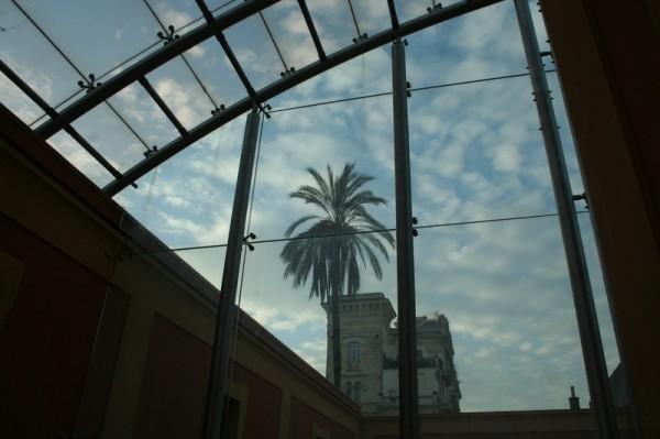 ex scuderie reali - villa favorita- vetrata