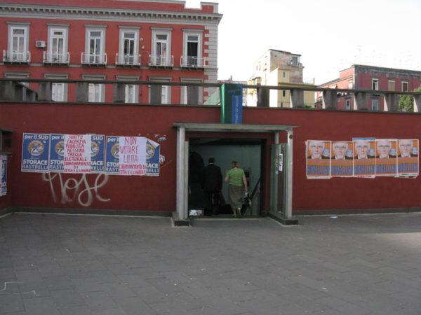 stazione metropolitana museo