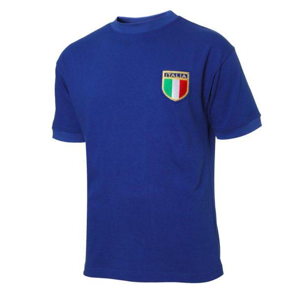 Maglia azzurra dell'Italia è omaggio ai Savoia