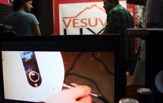 vesuvio live acoustic