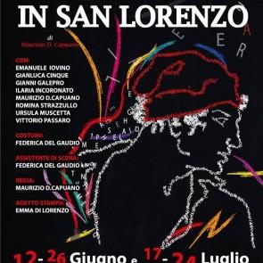 Animae in san lorenzo locandina