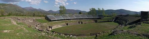 Anfiteatro antico di Avella