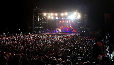 Concerti villa Favorita