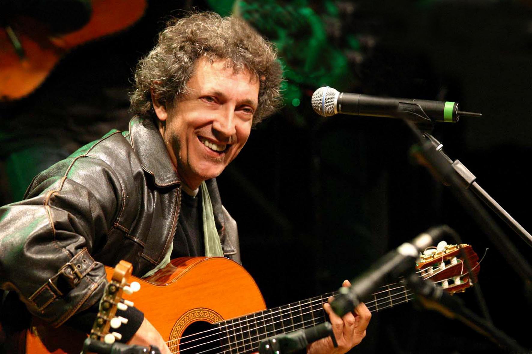 Eugenio Bennato si unisce al Dock of Sounds