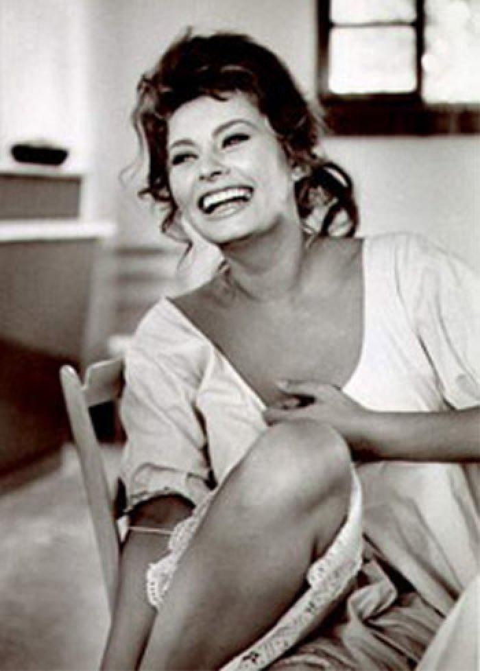 Sophia Loren - sono napoletano