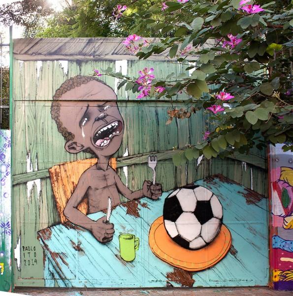 Murales Brasile