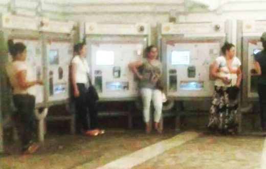 Pizzo in Metro ai Rom: la differenza tra Napoli e Milano e Roma