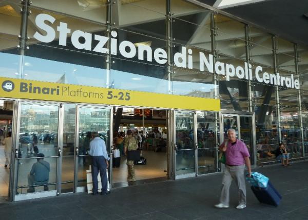 Stazione roma napoli pendolari