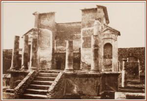 Il tempio di Iside