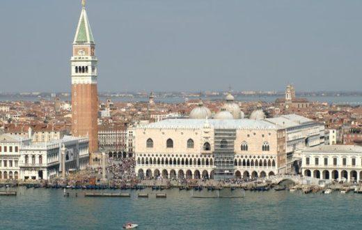 Venezia, Campanile e Basilica di San Marco