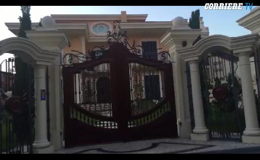 Villa boss dei casalesi