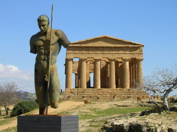 Agrigento Sicilia inceneritori
