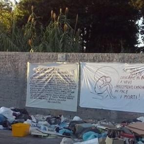 cimitero colerosi di Barra