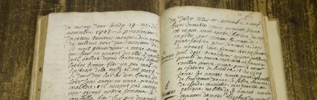 libro antico napoli