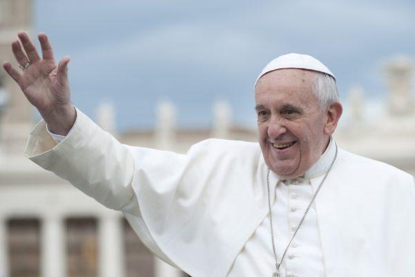 Papa unioni civili omosessuali