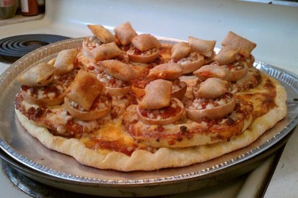 pizza pizzette