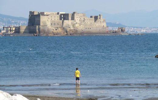 Napoli: primi assaggi d'estate