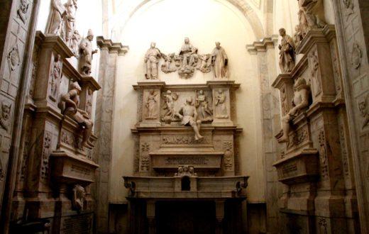 Monumento Santi Severino e Sossio chiesa