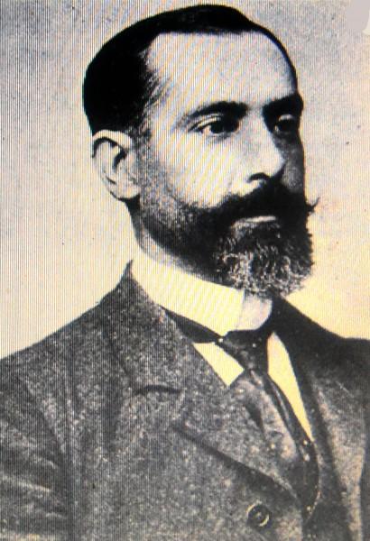 Sabino Arana Goiria, fondatore del nazionalismo basco