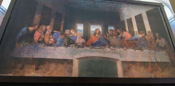 Una Mostra Impossibile, Leonardo