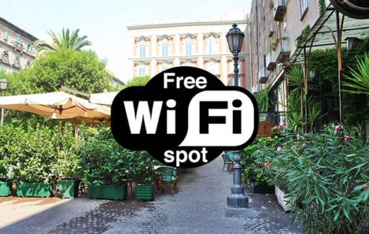 WiFi gratuito a Napoli