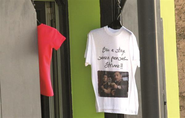 gomorra t-shirt
