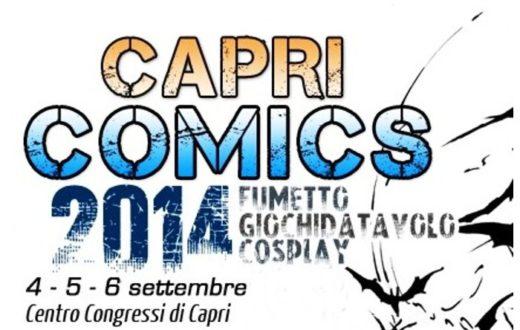 capri comics