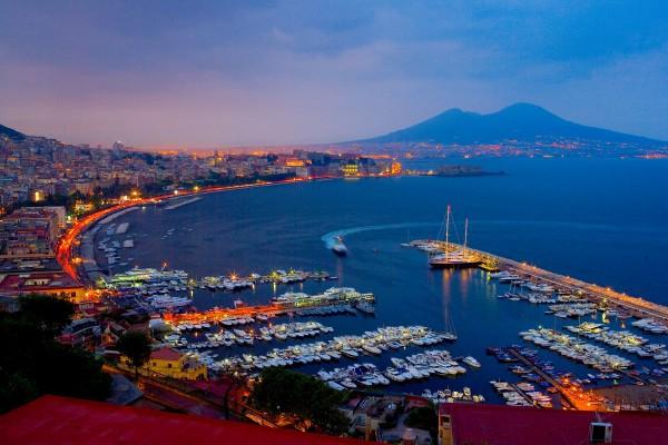 I Re del borseggio, National Geographic a Napoli