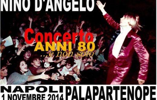 """""""Concerto anni 80 e non solo"""", torna sul palco il caschetto biondo napoletano"""