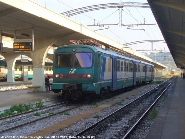 treno paola - ferrovie