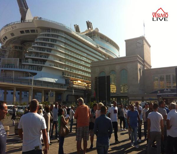 Oasis Of The Seas - La nave più grande del mondo