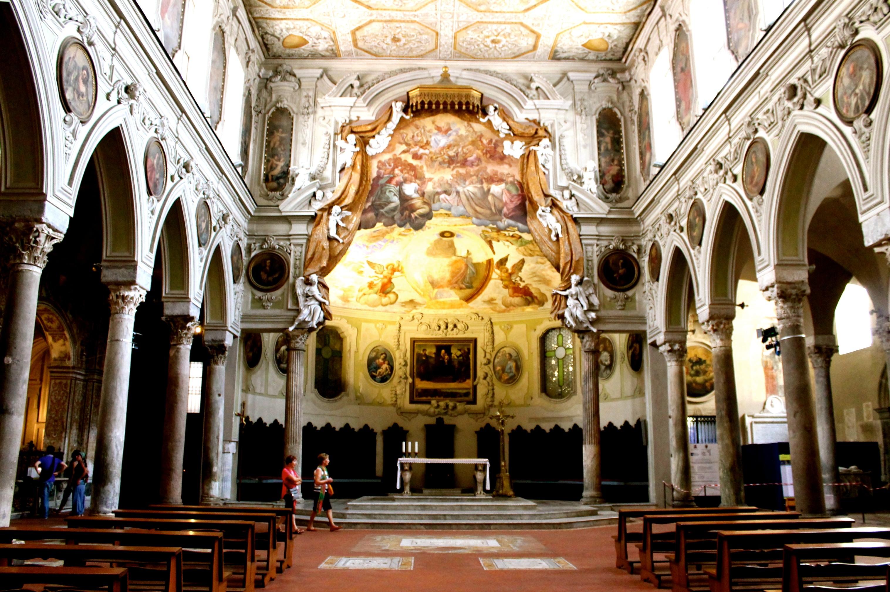 Duomo Napoli San Gennaro